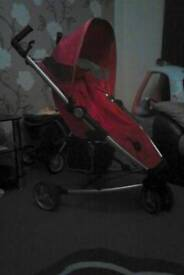 3 wheeled pushchair for sale