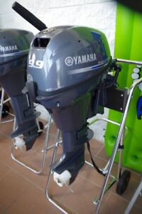 SALE ON NEWER YAMAHA 4 STROKE OUTBOARDS F9.9 / F15 / F20