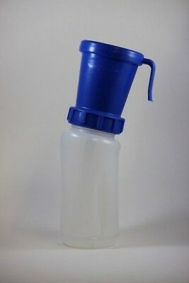 Teat Dip Cup Blue Nipple Cleaning And Desinfecting Return Cup 300 Ml Cattle
