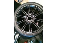 Bmw spare wheel