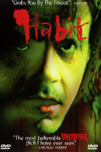 Habit Dvd-Rare Independent Vampire Movie from 1990s