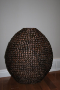 Awesome Decorative Seagrass Container