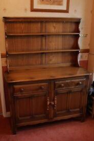 Antique Ercol Welsh Dresser Mint
