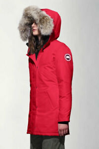 Used Canada Goose Victoria Parka Size 2XS Black