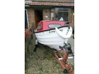 Boat mayland 14