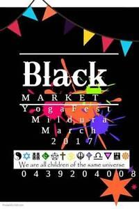 Black Market  YogaFest Mildura 2017 Irymple Mildura City Preview