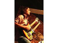 Affordable, easy and custom guitar + bass + rhythm lessons Stratford / Camden by patient teacher