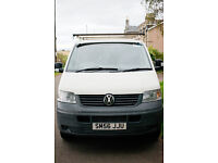 ! URGENT ! Vw Transporter Volkswagen t5 1.9 tdi Panel Van, no VAT to pay. May swap for 4x4 or estate