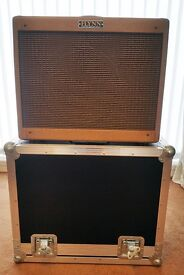 Flynn Amps Tweed Deluxe with Flight-Case