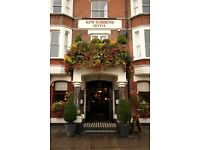 Breakfast waiter - Bubbly, punctunal and professional required of 20 bedroom boutique hotel