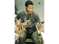 Experienced bass player