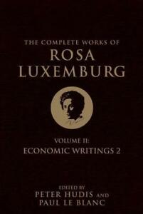 Luxemburg-The Complete Works Of Rosa Luxem  BOOK NEU