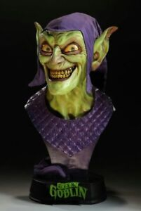 Sideshow Collectibles Marvel Green Goblin Life Size Bust