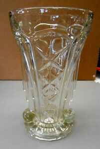Vase en Verre Antique