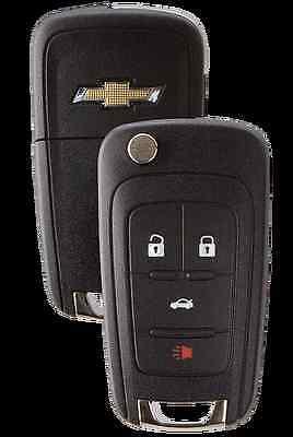 NEW Chevy Cruze OEM original dealer 4 Button Remote 2011 12 13 14 2015 5912543