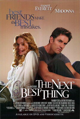 The Next Best Thing (2000) original DVD/video poster - single-sided -