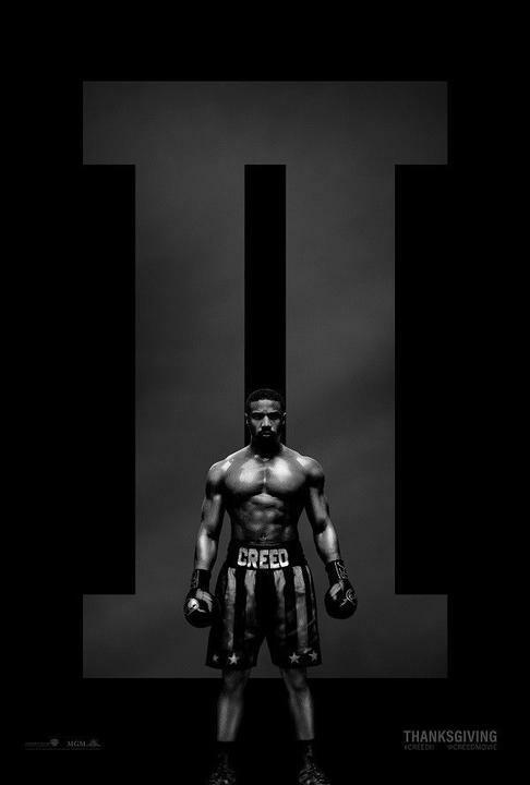 Creed II 2 Sylvester Stallone Rocky Movie Poster Art Print 1