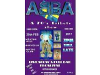 ABBA TRIBUTE EVENNG