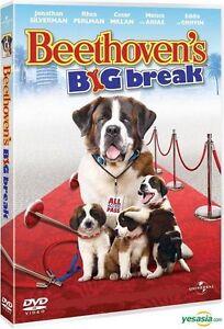 Beethoven's Big Break DVD