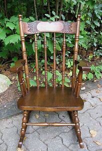 Children's Rocking Chairs / Rockers, Antique & Modern Gatineau Ottawa / Gatineau Area image 4