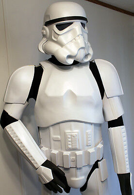 Star Wars ANH Stormtrooper Armor kit - 100% Screen Accurate - Stormtrooper Armor Kit