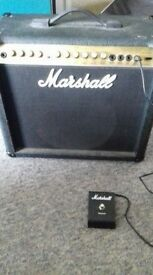 Marshal Valve State Guitar Amplifier - SELLING VERY CHEAP
