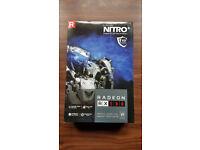Radeon RX 580 Nitro+ Special Edition 8192MB GDDR5