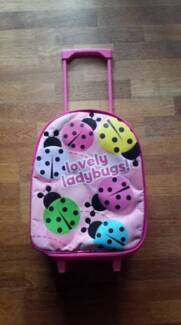 Kids Overnight/ Luggage bag with wheels