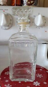 Glass Liquor Decanter
