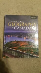 Geography of Canada Textbook