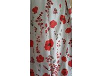 Poppy Design Double Bedding (3-sets) and Curtains