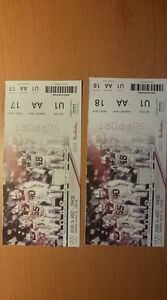 Montreal Alouettes V.S. Winnipeg's Blue Bombers Front Row Seats
