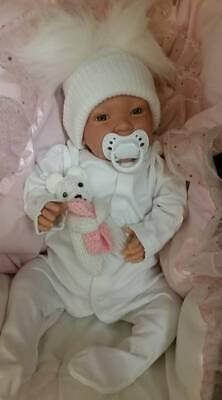 REBORN BABY DOLL NEW BORN LIFE LIKE BABY BOY OR GIRL CHILD FRIENDLY !!!!