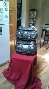 harley saddle bags