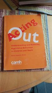 textbooks from Child and Youth Worker program