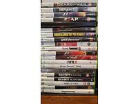 Xbox 360 Games BUNDLE - 20+ games (1.75 a game!)