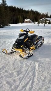 Ski Doo Renegade Backcountry X 2013