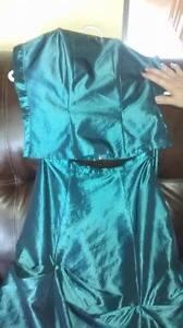 robe de bal turquoise en excellent état Gatineau Ottawa / Gatineau Area image 1
