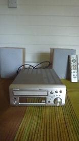 Denon Radio and CD Player