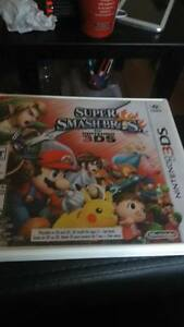 Super Smash Bros for 3DS for 30.00