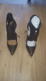 Brand New Next Black Shoe/Heels size 7