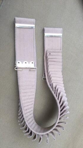 Mills M1894 100 round Infantry Cartridge Belt for .30-40 Krag - Khaki