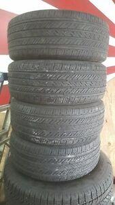4 pneus 4 saisons 225/50R17 Michelin