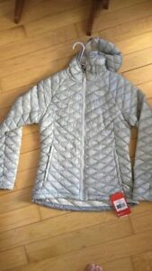 Manteau femme northface thermoball