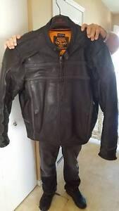 Mens XXL Leather Jacket Cambridge Kitchener Area image 1