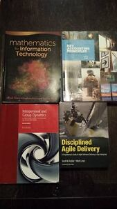 CPA First year and second year textbooks