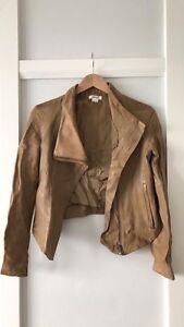 Helmut Lang Leather Jacket Potts Point Inner Sydney Preview