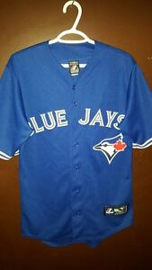 Authentic Blue Jays Jersey - No Name $50