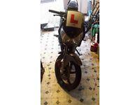 125 Roadbike