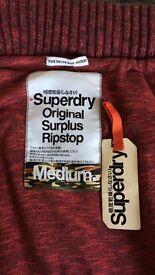 Superdry Original Surplus Ripstop Camouflage Jacket